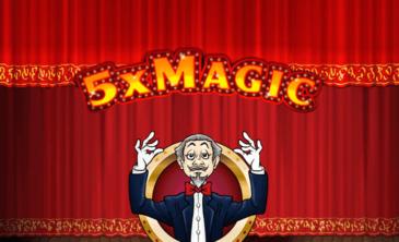 Reseña de la tragaperras 5xMagic de Play'n Go en Juegos Palacio