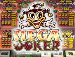 Mega Joker – NetEnt