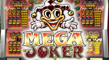 reseña y bonos para jugar en línea a la tragamonedas mega joker de netent