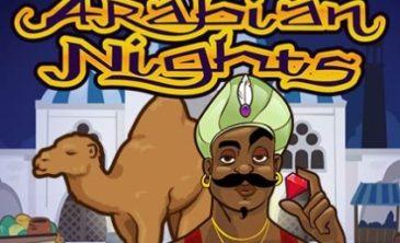 Reseña de la tragaperras Arabian Nights de NetEnt en Juegos Palacio