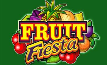 Reseña de la tragaperras Fruit Fiesta de Microgaming en Juegos Palacio