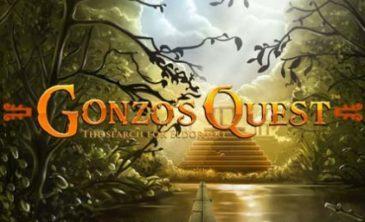 Reseña de la tragaperras Gonzo's Quest de NetEnt en Juegos Palacio