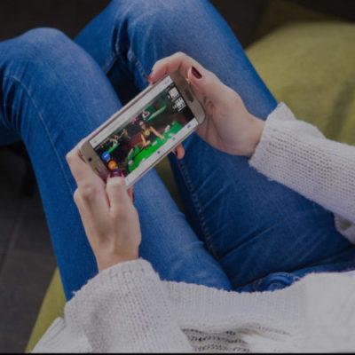 jugar en un casino en vivo desde el celular