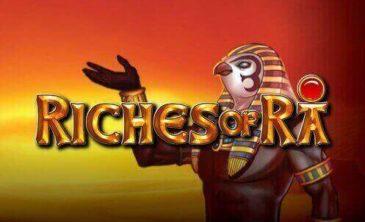 Reseña de la tragaperras Riches of Ra de Play'n Go en Juegos Palacio