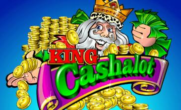 opinion slot king cashalot microgaming en juegospalacio