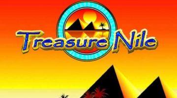 reseña y opinión de la tragaperras treasure nile microgaming en juegospalacios