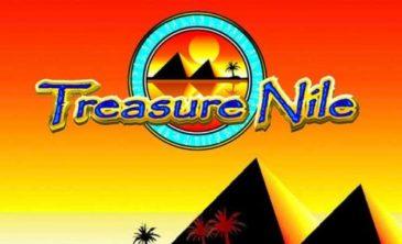 Reseña de la tragaperras Treasure Nile de Playtech en Juegos Palacio