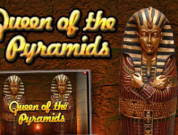 Queen of the Pyramids – Playtech