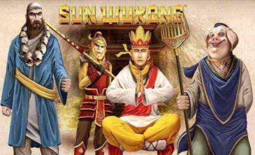 juega online en la tragamonedas sun wukong de playtech