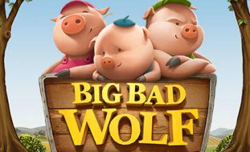 Reseña de la tragaperras Big Bad Wolf de Quickspin en Juegos Palacio