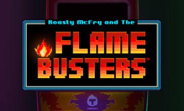 Reseña de la tragaperras Flame Busters de Thunderkick en Juegos Palacio