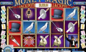 Reseña de la tragaperras Magic Slots de Rival Gaming en Juegos Palacio