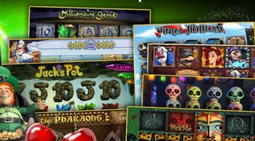 Las 5 mejores slots de 888 casino