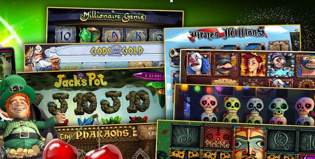 Las 5 mejores tragaperras que 888 casino estrenó en 2018