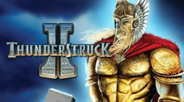 Thunderstruck II - Microgaming