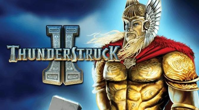 10€ en giros gratis para nuevos clientes de Interwetten y Thunderstruck II