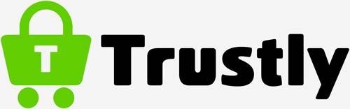 Trustly Logo White